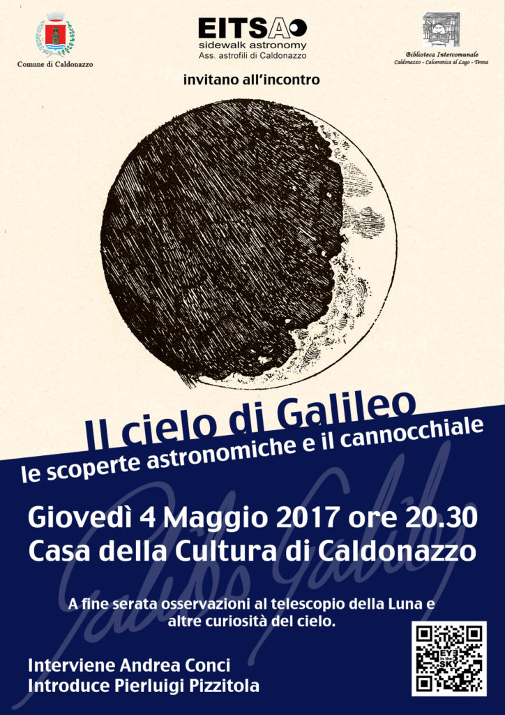 Il cielo di Galileo - Biblioteca Caldonazzo